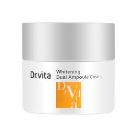 韩国正品Dr.vita维他医生双重精华霜 女 美白淡斑补水保湿滋润均匀肤色