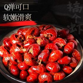 【搞个虾】1斤纯虾球丨麻辣鲜香丨现点现做丨青春虾尾