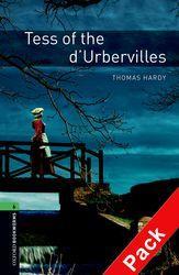 【外研社旗舰店】Oxford Bookworms Library: Level 6: Tess of the d'Urbervilles audio CD pack