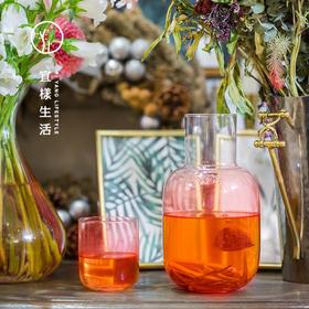 粉红佳人-水瓶套装(1个水瓶+1个水杯)
