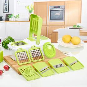 【清仓特价 不退不换】MF76065新款厨房多功能切菜器家用神器TZF
