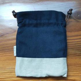 宝瓷林 双层棉麻单杯袋