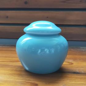 宝瓷林 颜色釉茶叶罐