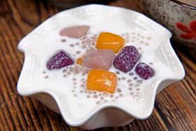 泰国白西米 | 颗粒饱满 晶莹剔透 大小均匀 | 500G【米面粮油】