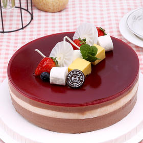 慕斯蛋糕多样式混合口味(当天09:30后下单次日方可取货)