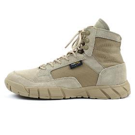 【考杜拉材质】夏季超轻透气作战靴