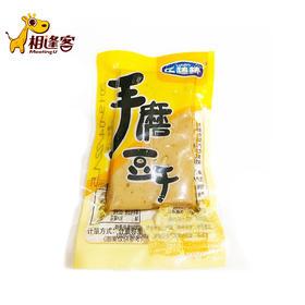 重庆特产零食小吃乐棒棒手磨豆干 卤香味/ 爆烤味/ 香辣味