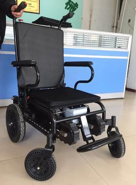bager-Q3标配2019新款电动智能爬楼机履带式上下楼梯轻便折叠爬楼车老人代步车