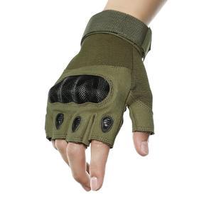 【碳纤维装甲防护】近战格斗战术防护手套
