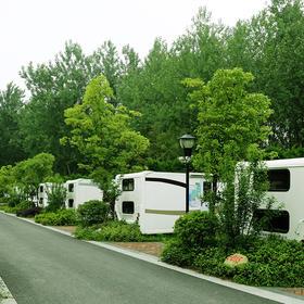 途居扬州露营地--标准房车/6米大床房车
