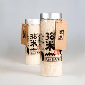 38°米 宁夏大米 长粒香  500g 尝鲜装