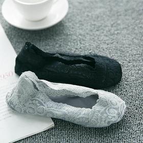 3-5双袜子女夏季船袜女薄款隐形袜防滑底短丝袜女