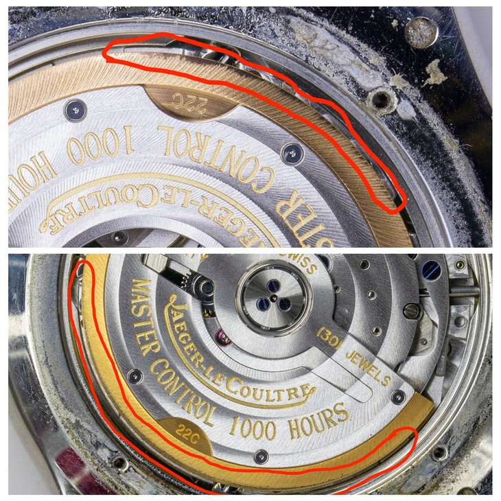 听刘说表——积家925超薄月相机芯常见故障之一