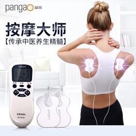 【厂家直供】攀高低频按摩仪PG-2602A 多功能按摩器经络穴位按摩仪 颈椎腰椎腿部按摩器