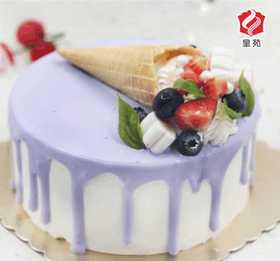 【清凉一夏】脆筒冰激凌夹心蛋糕