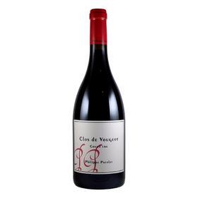 #9 Philippe Pacalet Clos de Vougeot Grand Cru 2014 飞蓬酒庄武乔特级园干红葡萄酒2014年