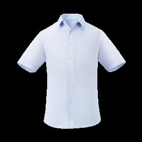 【专属一对一定制】品质免烫抗皱四季棉衬衫 智能量体可绣字