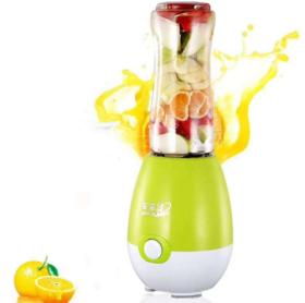 【小家电】笨笨熊榨汁机果汁机家用多功能电动4叶/6叶搅拌机迷你厨房小家电