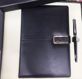 【办公文教】笔记本套装  办公文教现货商务记事作业本A5日记手账本