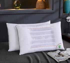 【家纺】.枕头枕芯成人枕芯荞麦颈椎保健护颈枕芯单人家用舒适枕头芯