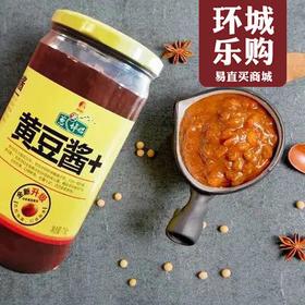 欣和葱伴侣黄豆酱718g