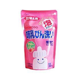 【国内贸易】日本进口 和光堂果蔬清洗剂250ml 袋装