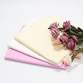 条纹加密纯棉床单1.2米*2米1.1米*2米粉色白色黄色