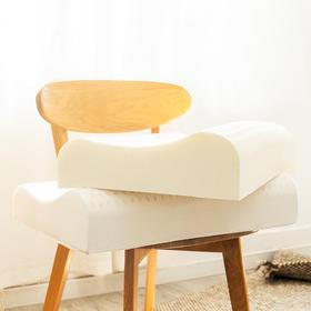 一默天然乳胶枕 枕芯 一对装枕 93%含量乳胶枕芯 颈椎枕乳胶枕颈椎枕