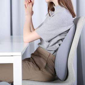极客时间原创办公室护腰靠垫