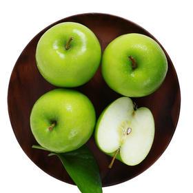 山西青苹果5斤/10斤 果径55mm左右(爽果乐)