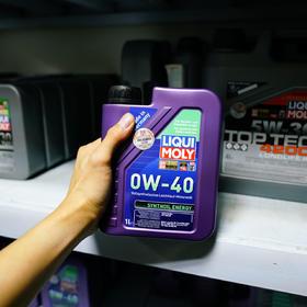 力魔 能量全合成机油 0W-40 1L 9514