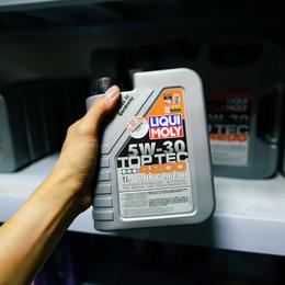 力魔 顶技4200 全合成机油 5W-30 1L 4L 8972