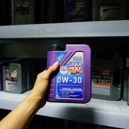 力魔 长效全合成机油 0W-30 1L 8976