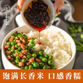 宜样新滋补 腊肉青豆煲仔饭 278克/盒 自热米饭