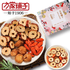 【方家铺子】桂圆红枣枸杞茶240g(12g*20包)