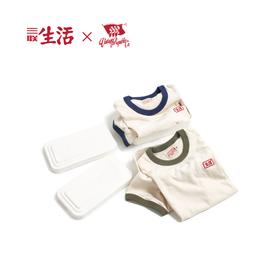 三联生活周刊纪念Tee-2019款 | 老织机竹节棉(加厚版)现货顺丰包邮