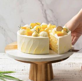 简约时光·首款百香果酱香鲜果蛋糕
