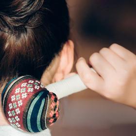 【买三送一】山苍子手工制作中药按摩捶,疏通经脉,提高抵抗力,消除疲劳