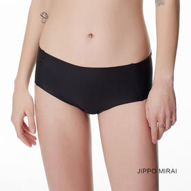 「棉感轻薄、透气、提臀」 JIPPO MIRAI无痕棉感内裤(基础款)提臀塑形|私处呵护|减少摩擦|柔软贴身底裤