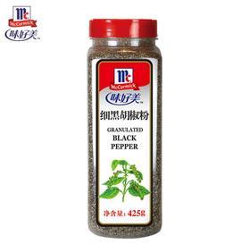 425g味好美细黑胡椒粉  115+150积分