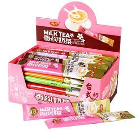 香约奶茶30条袋装冲泡  36+80积分