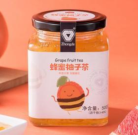 蜂蜜柚子果茶冲泡饮品  31+70积分