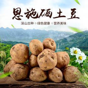 【硒满多农业】硒满多农业恩施小土豆5斤装