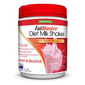 【国内贸易】澳洲NaturesWay 澳萃维 FatBlaster 固体饮料 奶昔粉(覆盆莓味)(保质期至2020年10月)