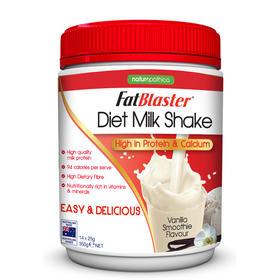 【国内贸易】澳洲 NaturesWay 澳萃维 FatBlaster 固体饮料 奶昔粉(香草味)(保质期至2020年9月)