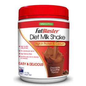 【国内贸易】澳洲 NaturesWay 澳萃维 FatBlaster 固体饮料 奶昔粉(巧克力)(保质期至2020年10月)