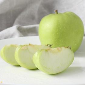 上新 | 陕西大荔青苹果 酸甜清脆 个小更可口 圆润饱满 24枚装