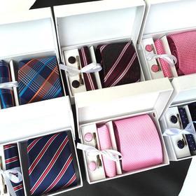 六件套礼盒装男士领带  36+80积分