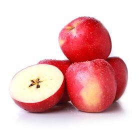 新西兰进口红玫瑰苹果10个 单果140g-200g(果帅甜)