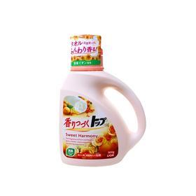 【国内贸易】日本狮王Lion TOP香味持续洗衣液 S 花果香型 900g